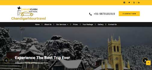 Chandigarh Tour & Travels